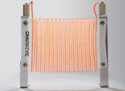 1000 watts ohmweve woven resistor