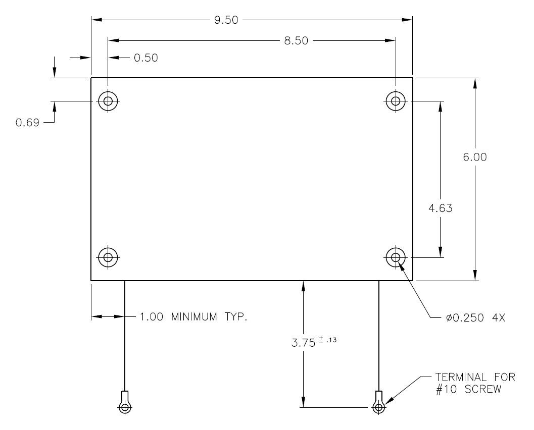 Resistor Dimensions