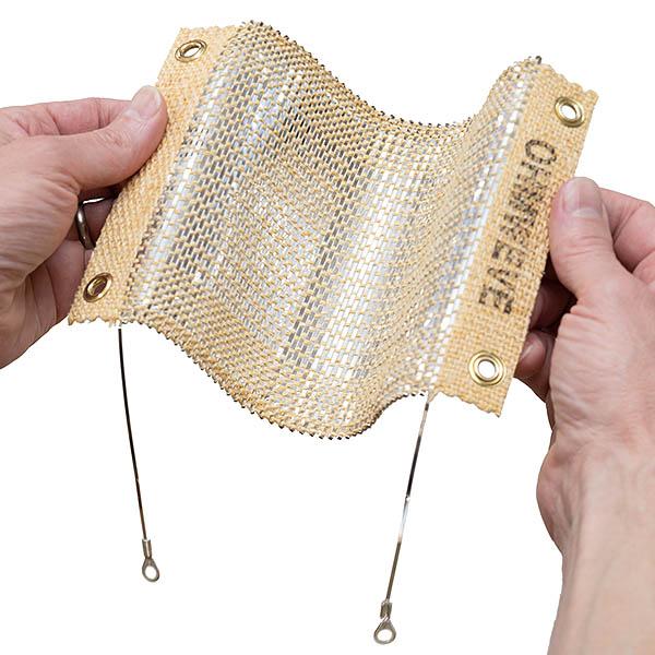 woven high wattage resistor
